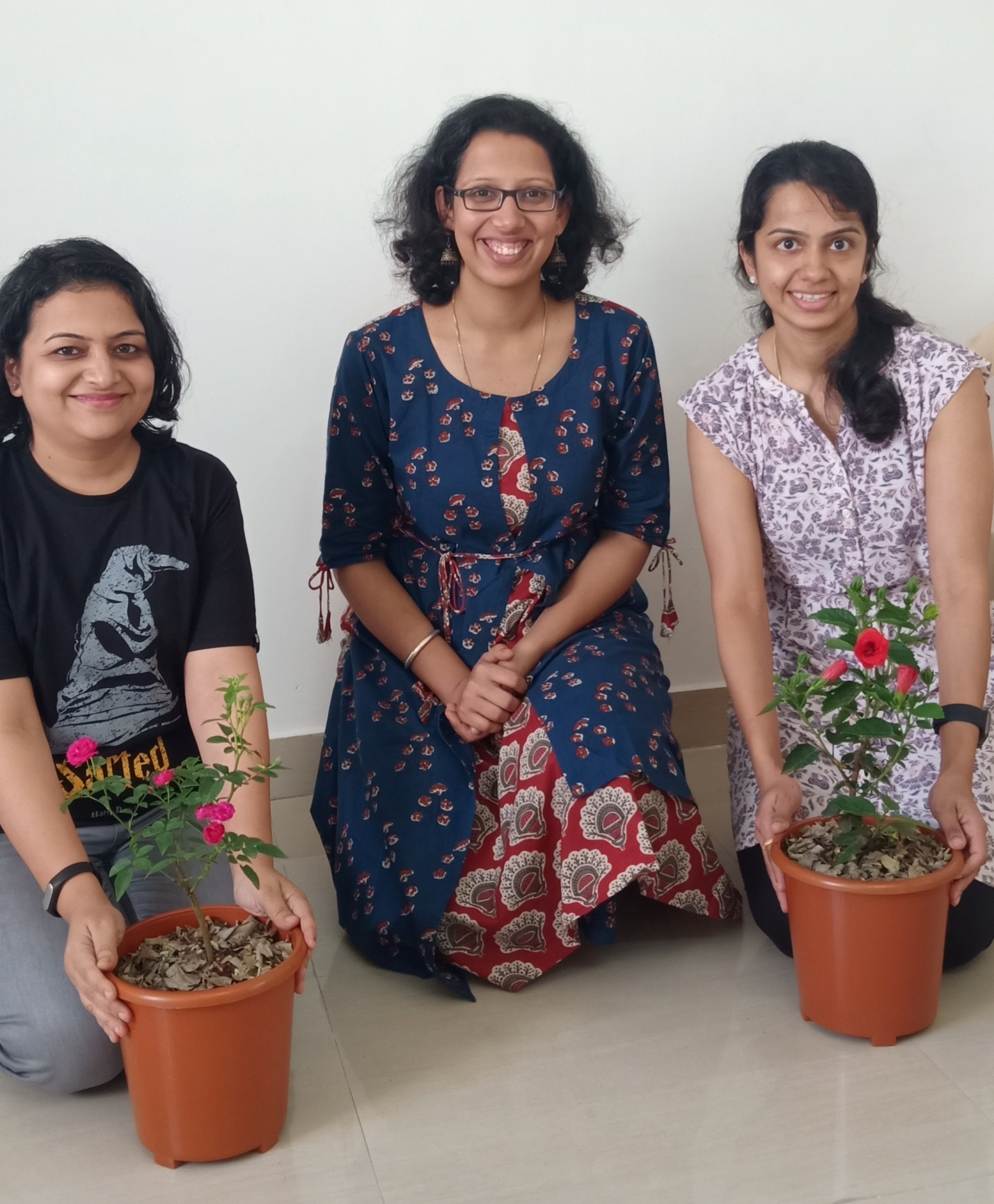 Gardening Workshop - Reema's Garden on November 03, 2019