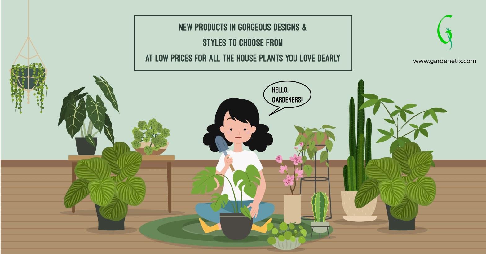 Gardenetix the garden store